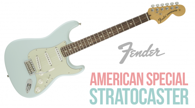 american special stratocaster sonic blue