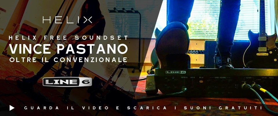 Banner Helix Free Sound By Vince Pastano
